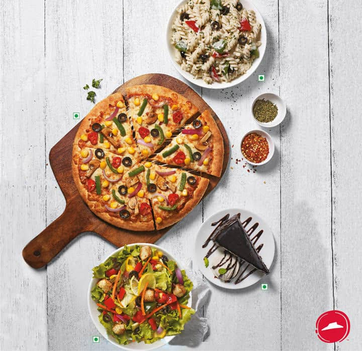 Pizza Hut Now Starting @Rs 99 | Order Pizzas Online for Delivery & Takeaway